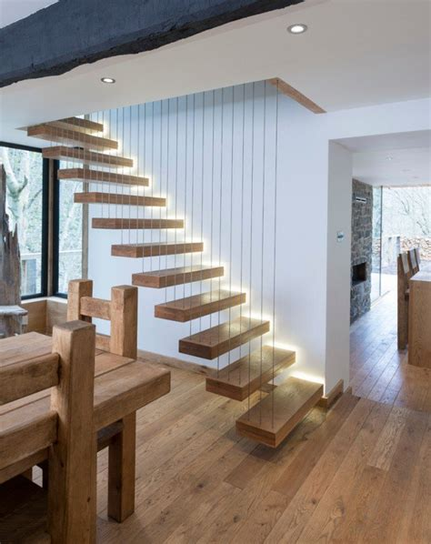 changing the layout of your house 16 memorable contemporary staircase designs that will
