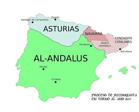 reconquista del reino de 8408176129 la reconquista espa 241 ola y el cantar del mio cid historia universal