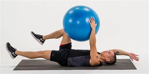 stability ball exercises  beachbody blog