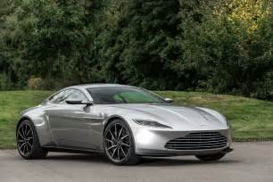 Aston Martin Db 10 Spectre Aston Martin Db10 To Be Auctioned In 2016