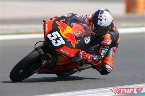 oencue ispanyada ilk da tuerkiye motosiklet