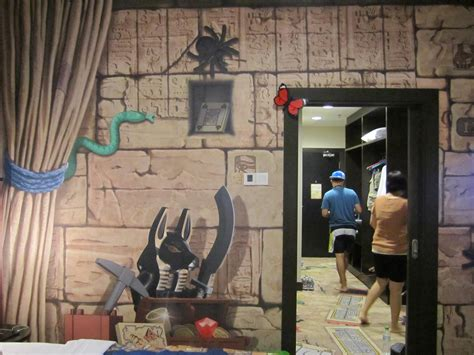 Adventure Room by Review Legoland Malaysia Hotel Premium Adventure Themed