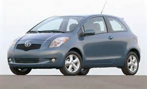 Toyota Yaris 2008 Price Car And Driver