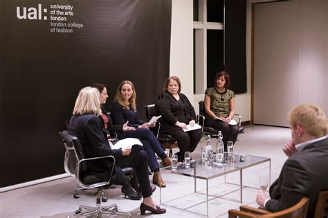 Mba Fashhion by Executive Mba Fashion Industry Panelists Debate