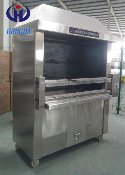 Used Kitchen Cabinet For Sale Made In China Indoor Commercial Barbecue Charcoal Grill