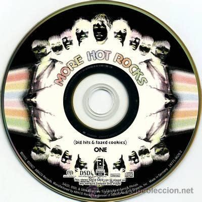 Cd The Rolling Stones More Rocks Big Hits Fazed Cookies the rolling stones 2 cd more rocks big comprar