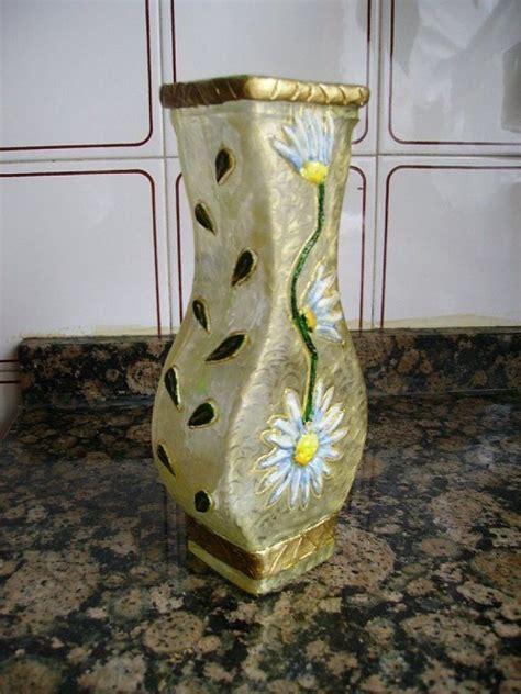 floreros originales jarrones originales reciclados manualidades and craft