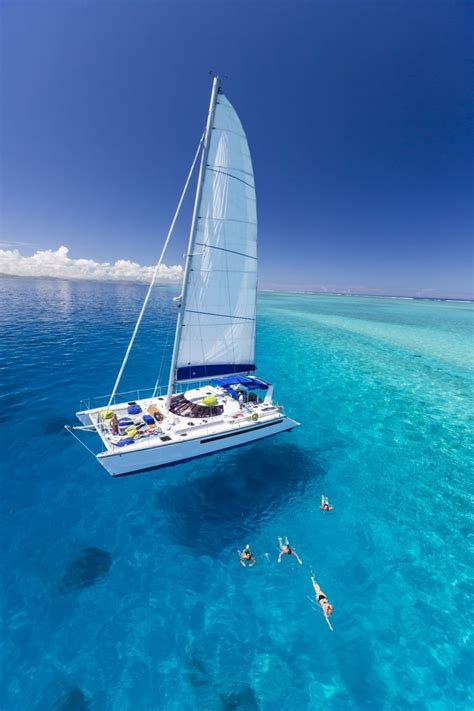 2091 best images about boat on pinterest - Catamaran Sailing Fiji