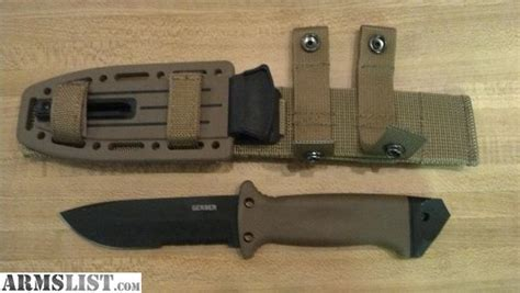 gerber lmf 2 for sale armslist for sale gerber lmf ii infantry coyote