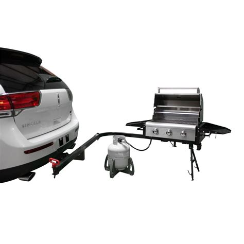 swing grill mvp 8412 package 3 burner grill large arm party king