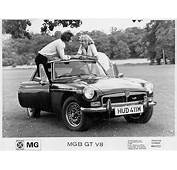 MGB GT V8 Remembered The History Of MGs Factory