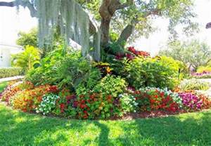 flower landscaping pictures and ideas