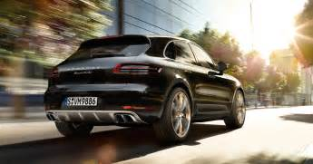 How Much Is A Porsche Macan The New Porsche Macan Intensified