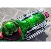 Aerografie E Custom Painting Moto Caschi  Air Kustom Design
