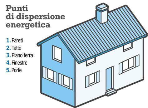 efficienza energetica casa risparmiare su riscaldamento e climatizzazione una casa