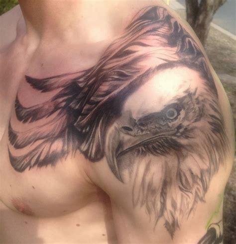 eagle wing tattoo eagle wing arm