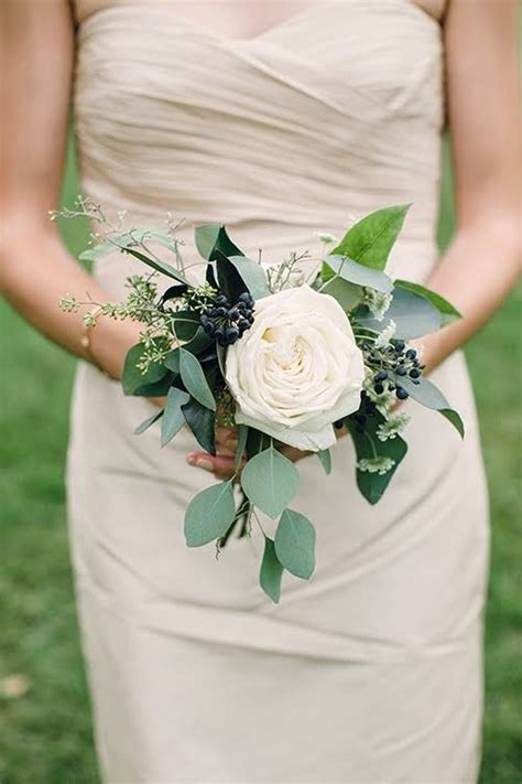 Bridesmaid Bouquet by Best 25 Single Flower Bouquet Ideas On Simple
