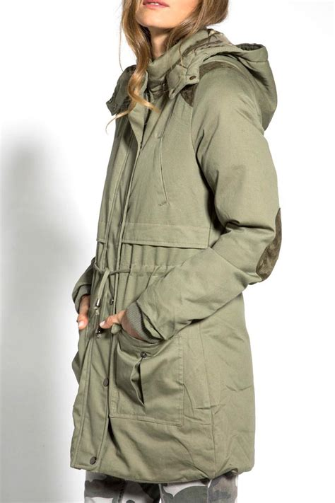 Denim Jacket Import b mine olive denim jacket from tel aviv by bmine shoptiques