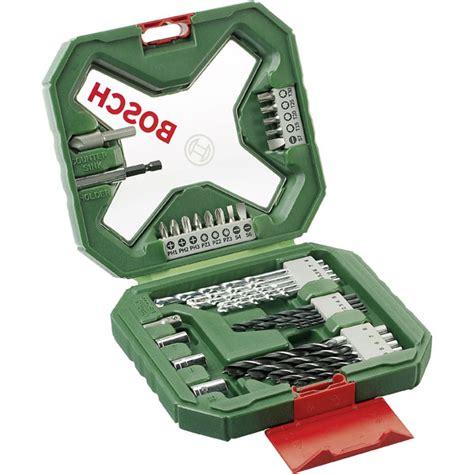Bosch 46 Pcs Obeng Bit Set bosch 2607010608 universal drill screwdriver bit set x