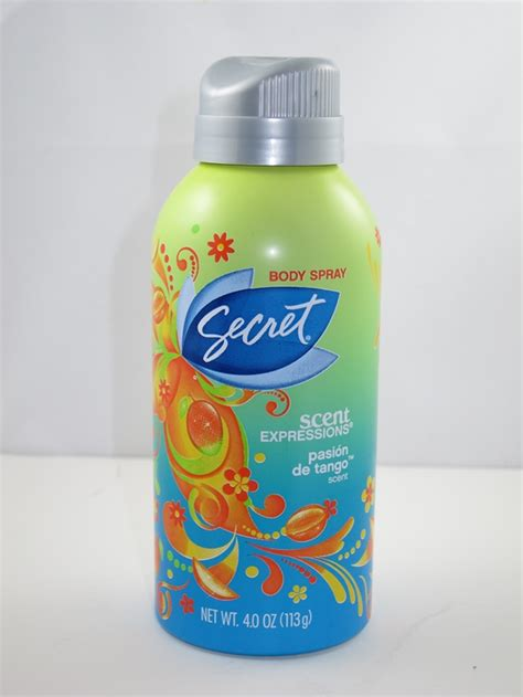 Shelf Of Deodorant by Secret Scent Expressions Spray Review Musings Of A Muse