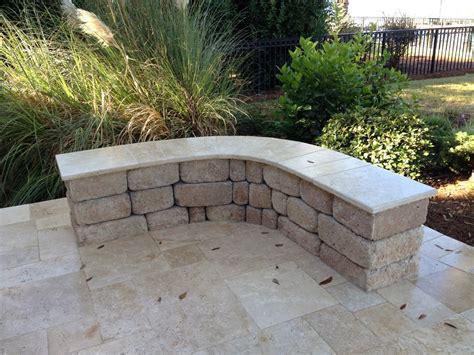 Paver Wall Paver Retaining Walls Delta Pavers Pavers Retaining