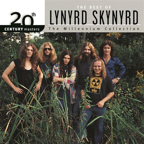 best lynyrd skynyrd songs the best of lynyrd skynyrd 20th century masters the
