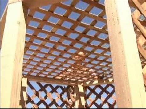 tips   lattice   home fence specialists