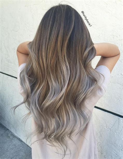 balayage light brown hair the 30 hottest brunette best balayage highlights for