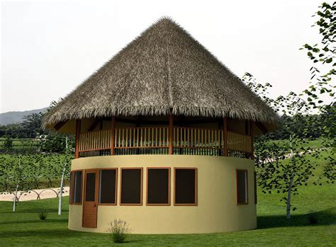 hobbit earthbag house plans