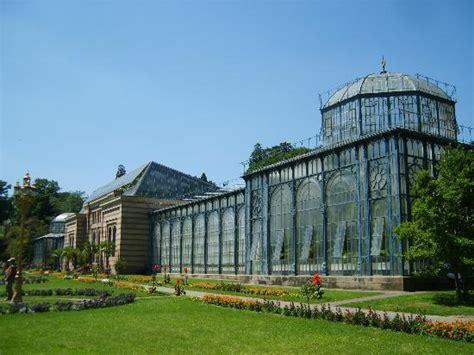 stuttgart botanischer garten das gro 223 e palmenhaus bild wilhelma zoologisch