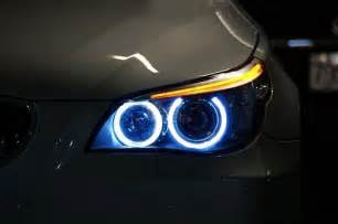 where did eye halo headlights come from originally