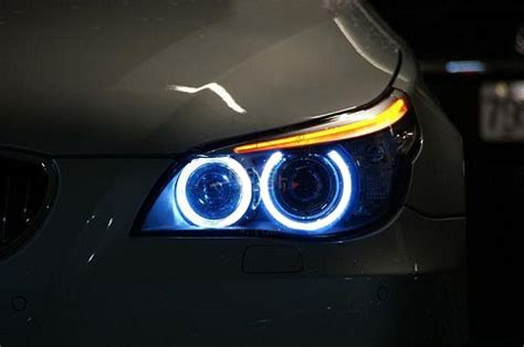 Bmw Lights by Led Ring Marker Light For Bmw E60 E61 E90 E91angel
