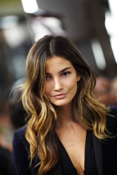 ombre color roots light ends pretty hair
