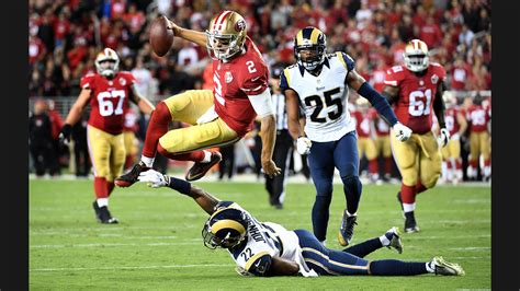 49er rams rams shut out by 49ers here s how the played out