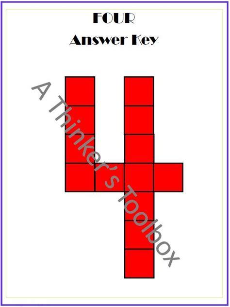 mrs wills kindergarten pattern blocks pattern blocks numbers 0 10 puzzles number puzzles