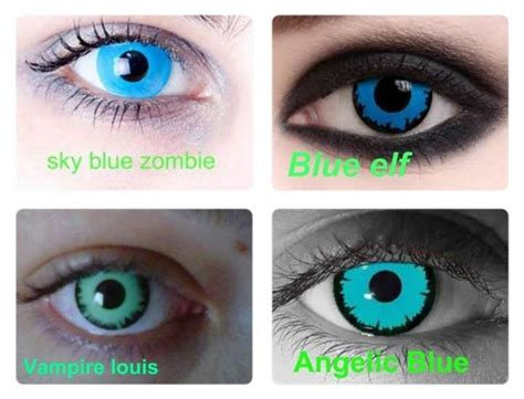 colored contacts prescription cheap