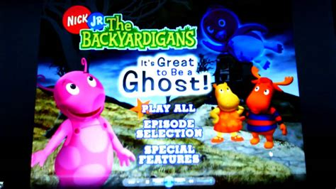 backyardigans its great to be a ghost episode www imgkid