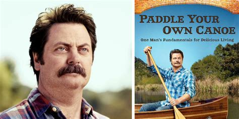 nick offerman aka ron swanson  parks recreation