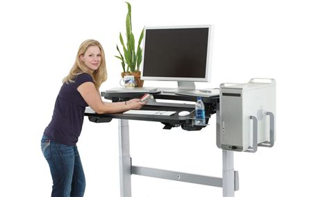 why you should be using a standing desk at work