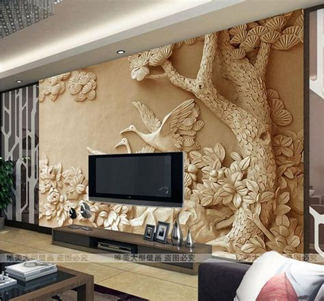 3d wallpaper bedroom mural roll modern luxury embossed background bz038 gardens home and hardware