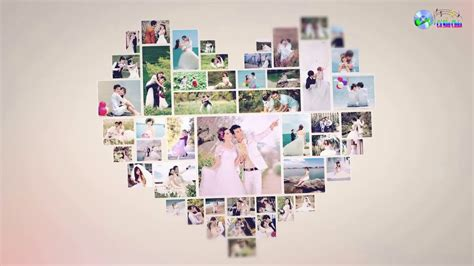 After Effects Template Free Download Project Wedding Collage Youtube Collage After Effects Template Free