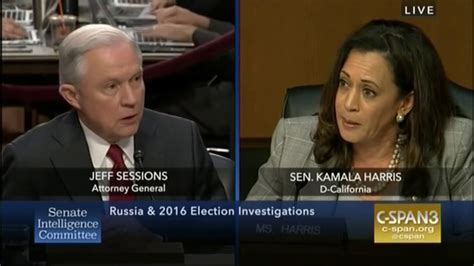 jeff sessions and kamala harris jeff sessions snaps at kamala harris to let him qualify