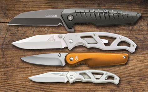 snag a gerber folding knife at closeout pricing knife