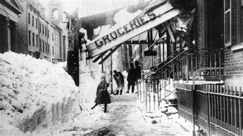 the great blizzard of 1888 remembering the great white hurricane the blizzard of