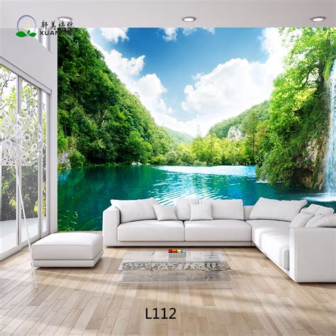 living room wallpaper gallery