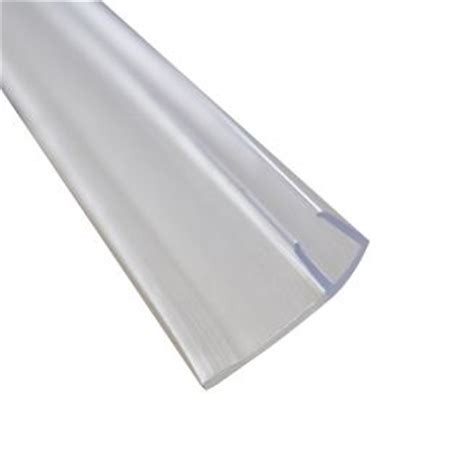 Quadrant Shower Door Seals Quadrant And Sliding Shower Door Flipper Seal 1900mm Info Price 163