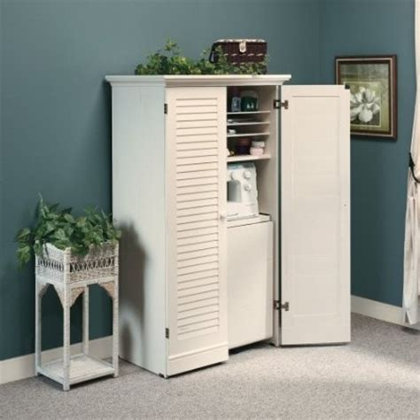 craft armoire with table 14 best images about sewing machine storage on pinterest
