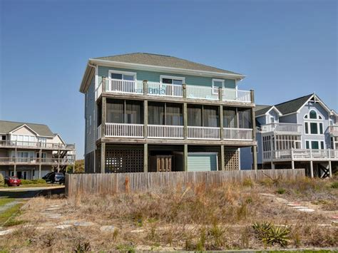 Vrbo North Topsail Beach Vacation Rentals Topsail House Rentals
