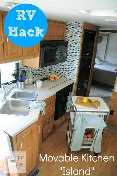 Rv Kitchen Island by 134 Best Images About Organized Garage On New