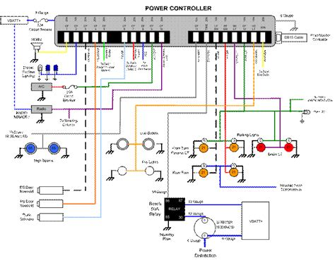 chapman car alarm installation wiring diagrams